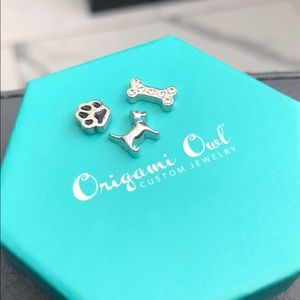 NWOT Origami Owl charms
